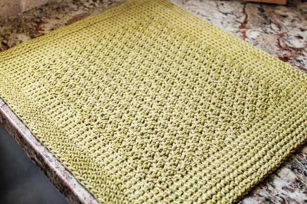Tunisian Crochet Stitches Fresh Looking to Crochet A Placemat Pattern 21 Simple Of Wonderful 41 Pics Tunisian Crochet Stitches