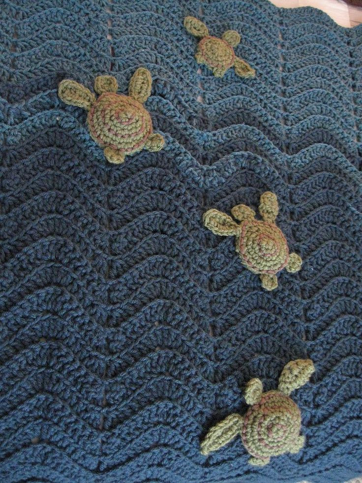 Turtle Baby Blanket Beautiful Ravelry Tigerdog S Sea Turtle Baby Blanket Of Contemporary 49 Pics Turtle Baby Blanket