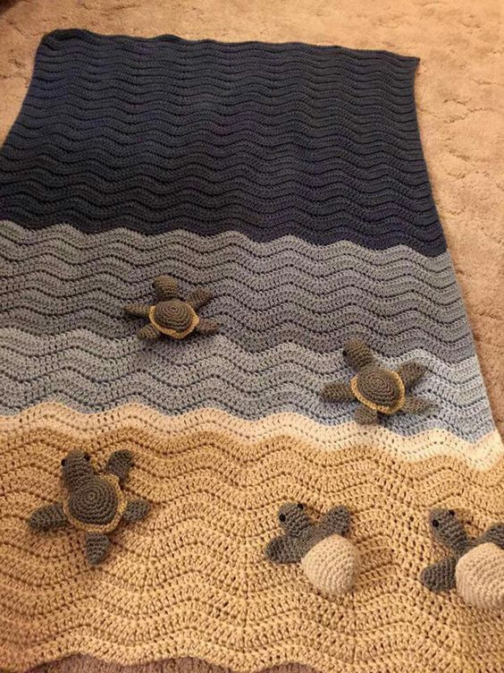Turtle Baby Blanket New Pinterest • the World's Catalog Of Ideas Of Contemporary 49 Pics Turtle Baby Blanket