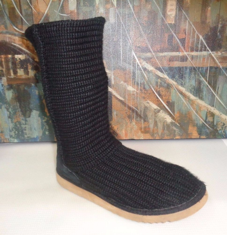 Ugh Crochet Boots Beautiful Ugg Australia 5857 Pull Classic Crochet Knit Sweater Of Charming 49 Models Ugh Crochet Boots