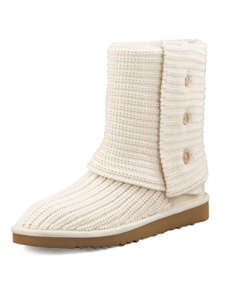 Ugh Crochet Boots Unique Ugg Classic Cardy Crochet Shearling Boot Cream Of Charming 49 Models Ugh Crochet Boots