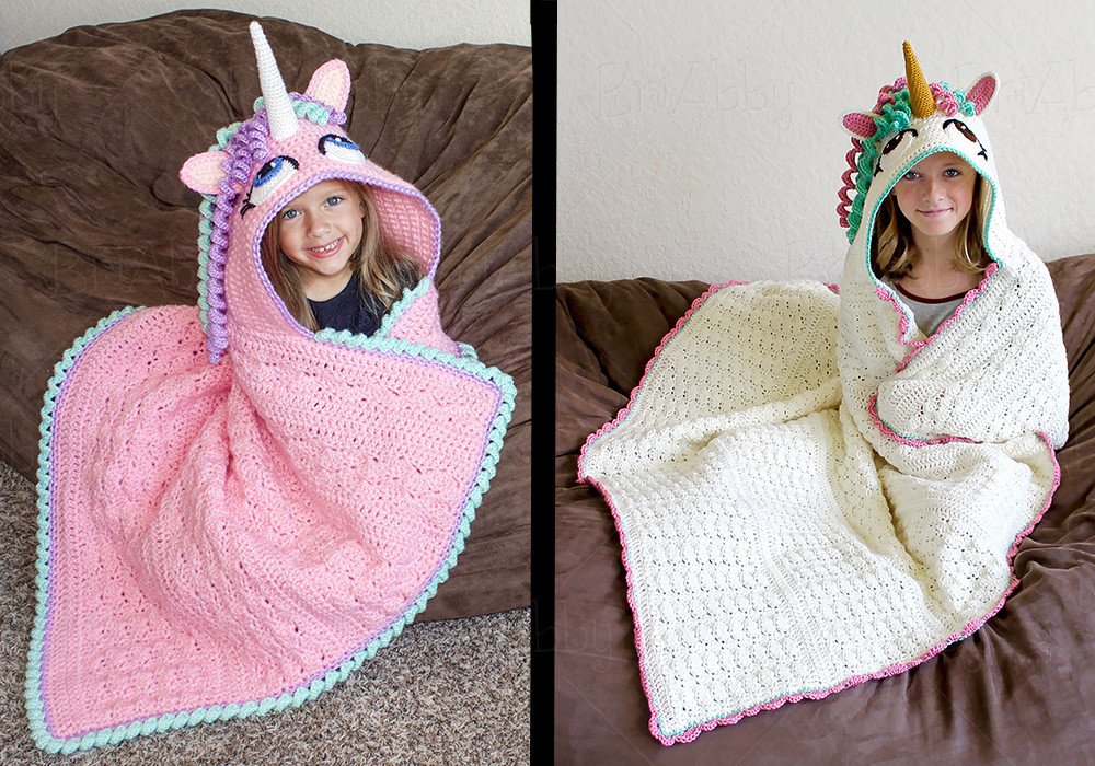 Unicorn Blanket Pattern Elegant Briabby Crochet Pattern Designs Of Lovely 48 Photos Unicorn Blanket Pattern