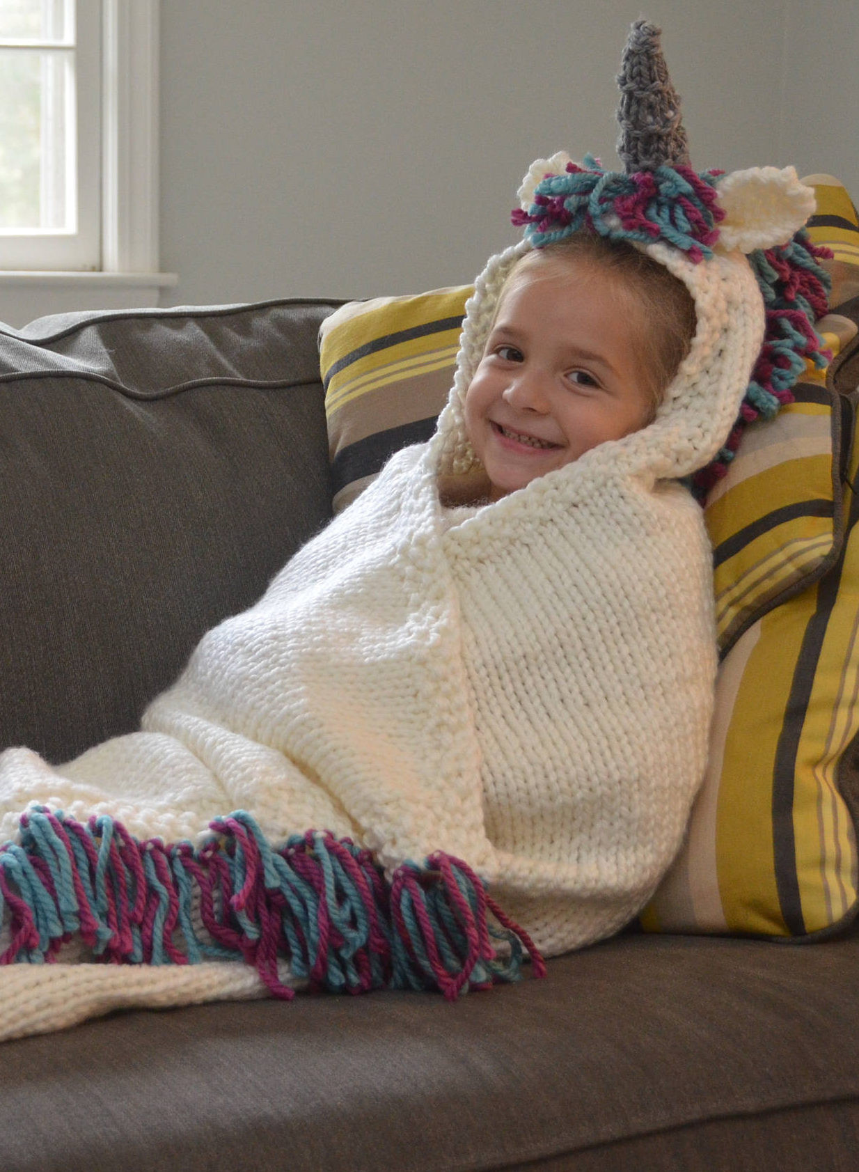 wrap afghan knitting patterns