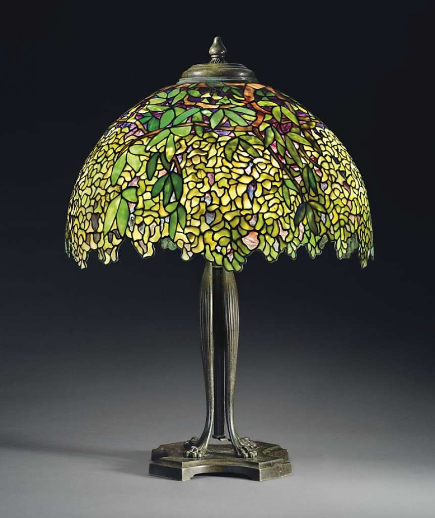 10 adventages of Original tiffany lamps