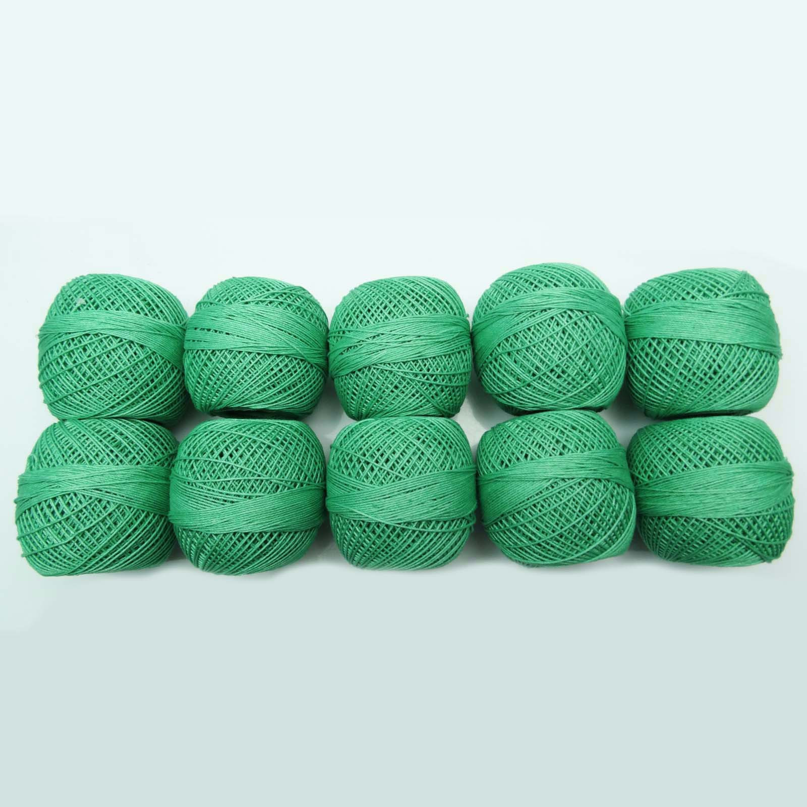 Unique 10 Pcs Yellow Mercer Cotton Crochet Thread Yarn Tatting Crochet Cotton Thread Of New 50 Pics Crochet Cotton Thread