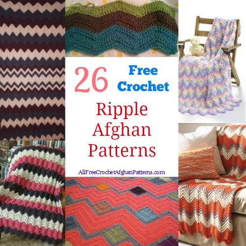 Unique 10 Round Crochet Afghan Patterns 7 Bonus Round Ripple All Free Crochet Afghan Patterns Of New 48 Pics All Free Crochet Afghan Patterns
