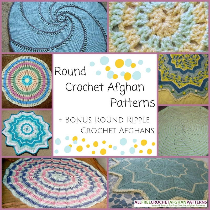 Unique 10 Round Crochet Afghan Patterns Round Afghan Crochet Pattern Of Great 44 Photos Round Afghan Crochet Pattern