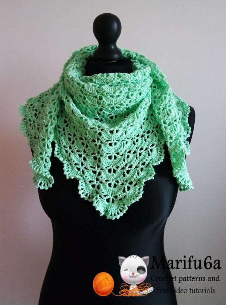 Unique 10 Shell Stitch Crochet Shawls Inspired by the Virus Shawl Crochet Shawl Patterns and Wraps Of Amazing 43 Images Crochet Shawl Patterns and Wraps