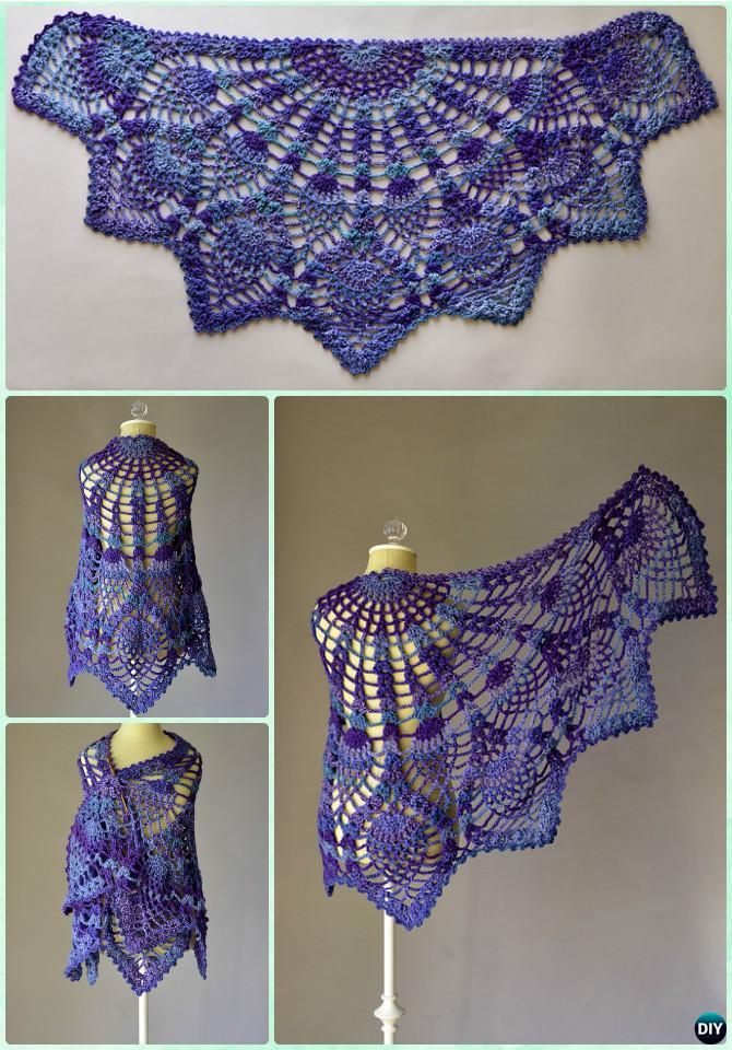 1000 ideas about Peacock Crochet on Pinterest