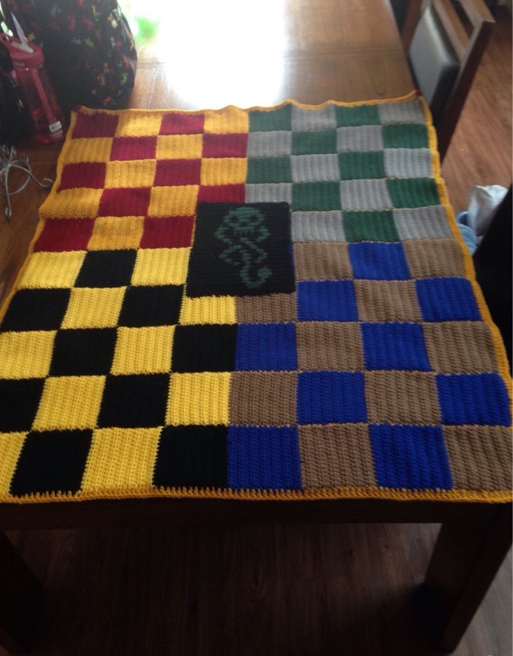 Unique 1000 Images About Blanket Ideas On Pinterest Harry Potter Crochet Blanket Of Luxury 42 Models Harry Potter Crochet Blanket