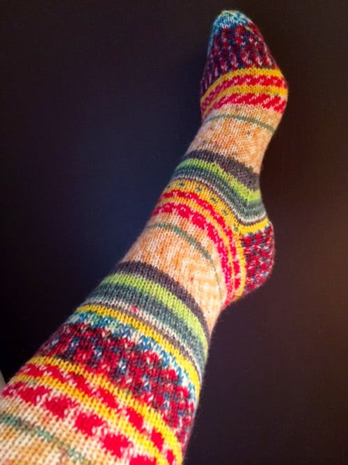Unique 12 sock Knitting Patterns for Beginners Using Circular Knitting socks for Beginners Of Superb 43 Models Knitting socks for Beginners