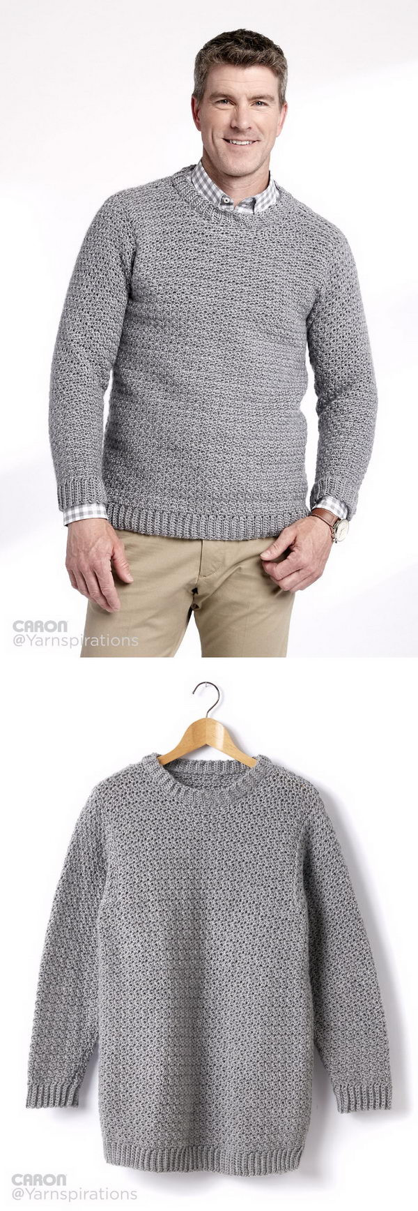 Unique 15 Crochet Men Sweater Patterns 2017 Crochet Mens Sweater Of Attractive 49 Pictures Crochet Mens Sweater