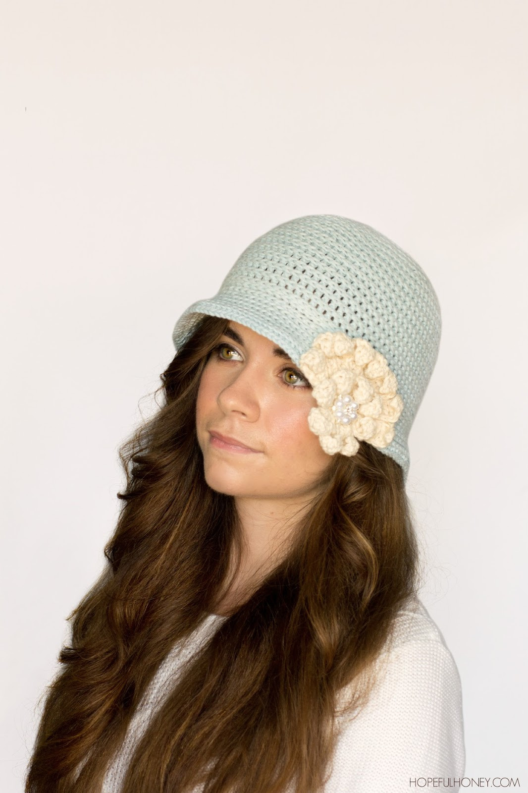 Unique 15 Cute Things to Crochet This Winter Crochet Cloche Hat Of Lovely 48 Pics Crochet Cloche Hat