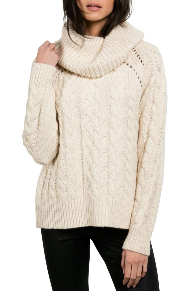 trendy cowl neck sweaters fall winter