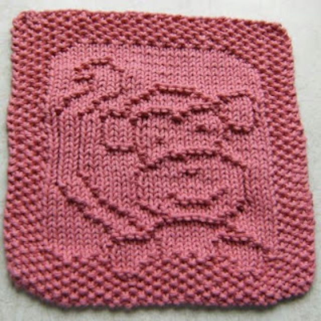 155 best images about Knit Dish Rags on Pinterest