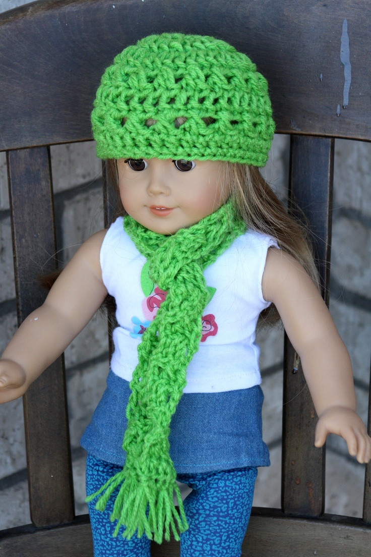 16 Knitting Patterns for American Girl Dolls The Funky