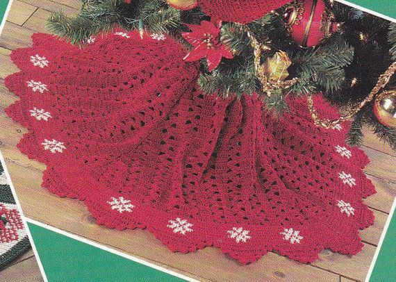 Unique 165 Best Images About Crocheted Tree Skirt On Pinterest Crochet Tree Skirt Of Innovative 45 Ideas Crochet Tree Skirt