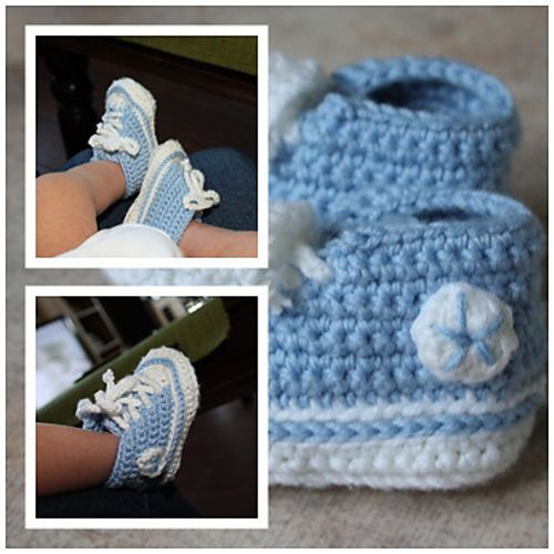 Unique 17 Best Images About Baby Shoes Converse On Pinterest Crochet Converse Baby Booties Of Wonderful 41 Models Crochet Converse Baby Booties