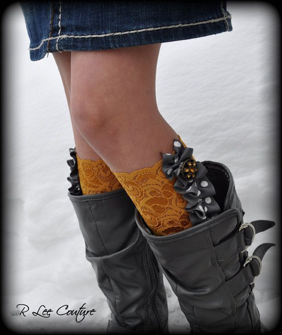 Unique 17 Best Images About Boot Cuffs On Pinterest Lace Boot Cuffs Of Awesome 50 Pictures Lace Boot Cuffs