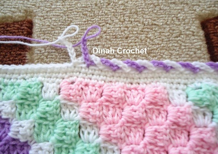Unique 17 Best Images About Crochet & Knitted Baby Blankets On Baby Blanket Borders Of Delightful 46 Pics Baby Blanket Borders