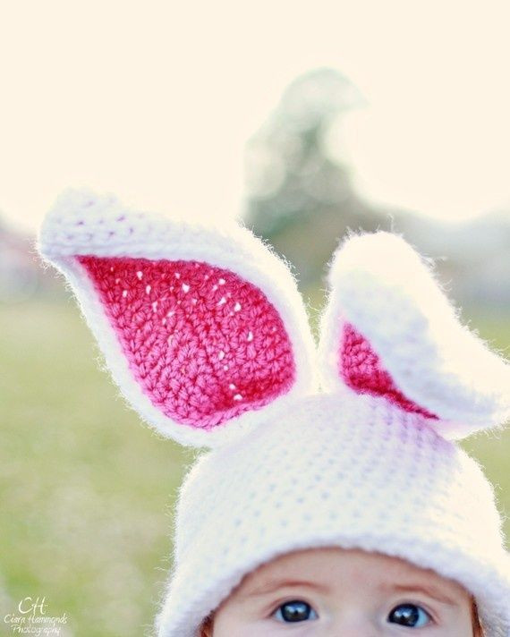 Unique 17 Best Images About Crochet for Children On Pinterest Baby Bunny Hat Of Brilliant 47 Pictures Baby Bunny Hat