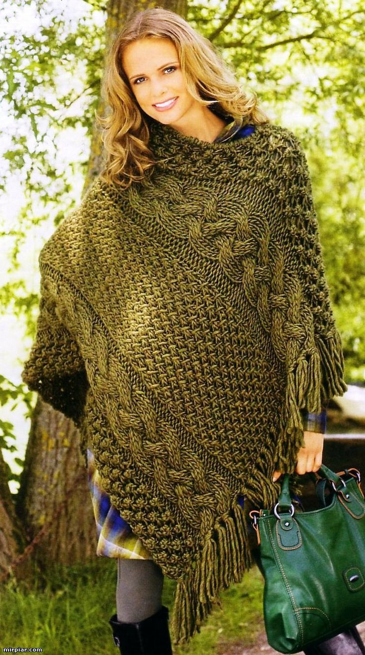 Unique 17 Best Images About Estolas = Ponchos & Xales Retangular Free Crochet Ruana Pattern Of Amazing 46 Ideas Free Crochet Ruana Pattern