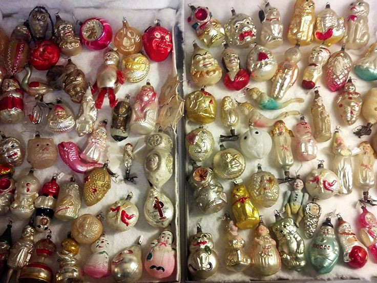 17 Best images about German Glass Ornaments 26 years and
