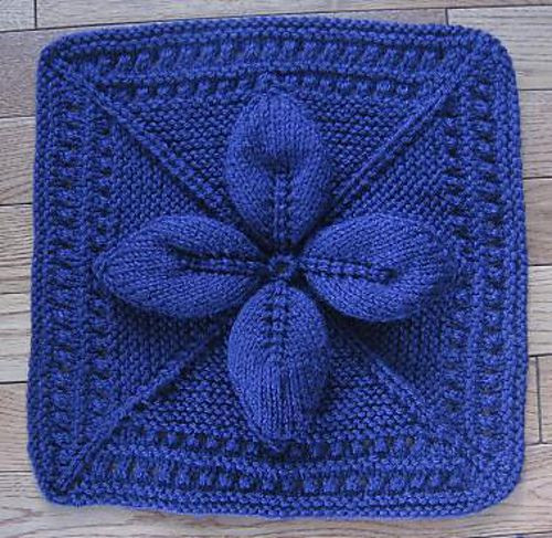 17 Best images about Knitted Squares on Pinterest