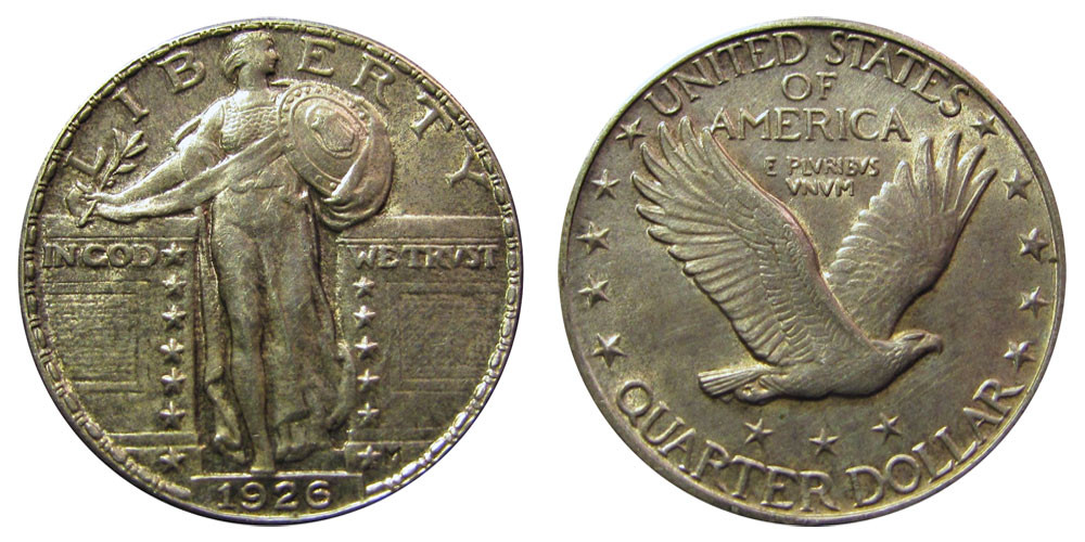 Unique 1926 Standing Liberty Quarters Type 2 Value and Prices Liberty Quarter Value Of Contemporary 45 Photos Liberty Quarter Value