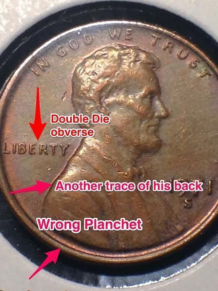 Unique 1971 S Lincoln Double Die Obverse and More Error Coin Double Die Penny Value Of Wonderful 48 Pictures Double Die Penny Value