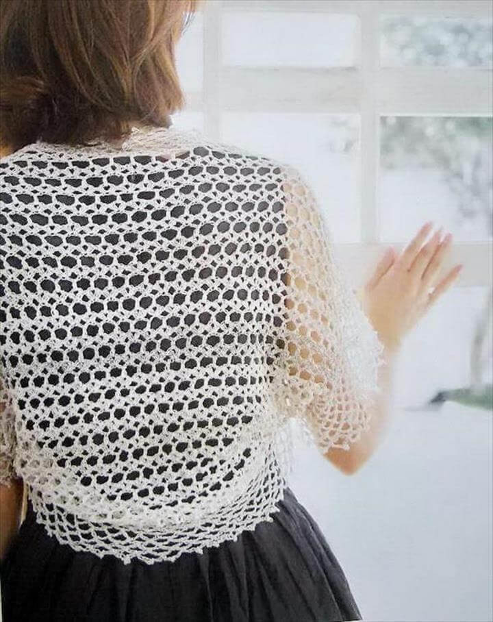 Unique 20 Easy Beginner Shrug Pattern Crochet Lace Patterns for Beginners Of Gorgeous 47 Pictures Crochet Lace Patterns for Beginners