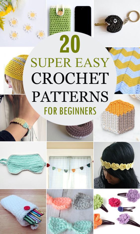 Unique 20 Super Easy Crochet Patterns for Beginners Quick and Easy Crochet Patterns for Beginners Of Awesome 48 Photos Quick and Easy Crochet Patterns for Beginners