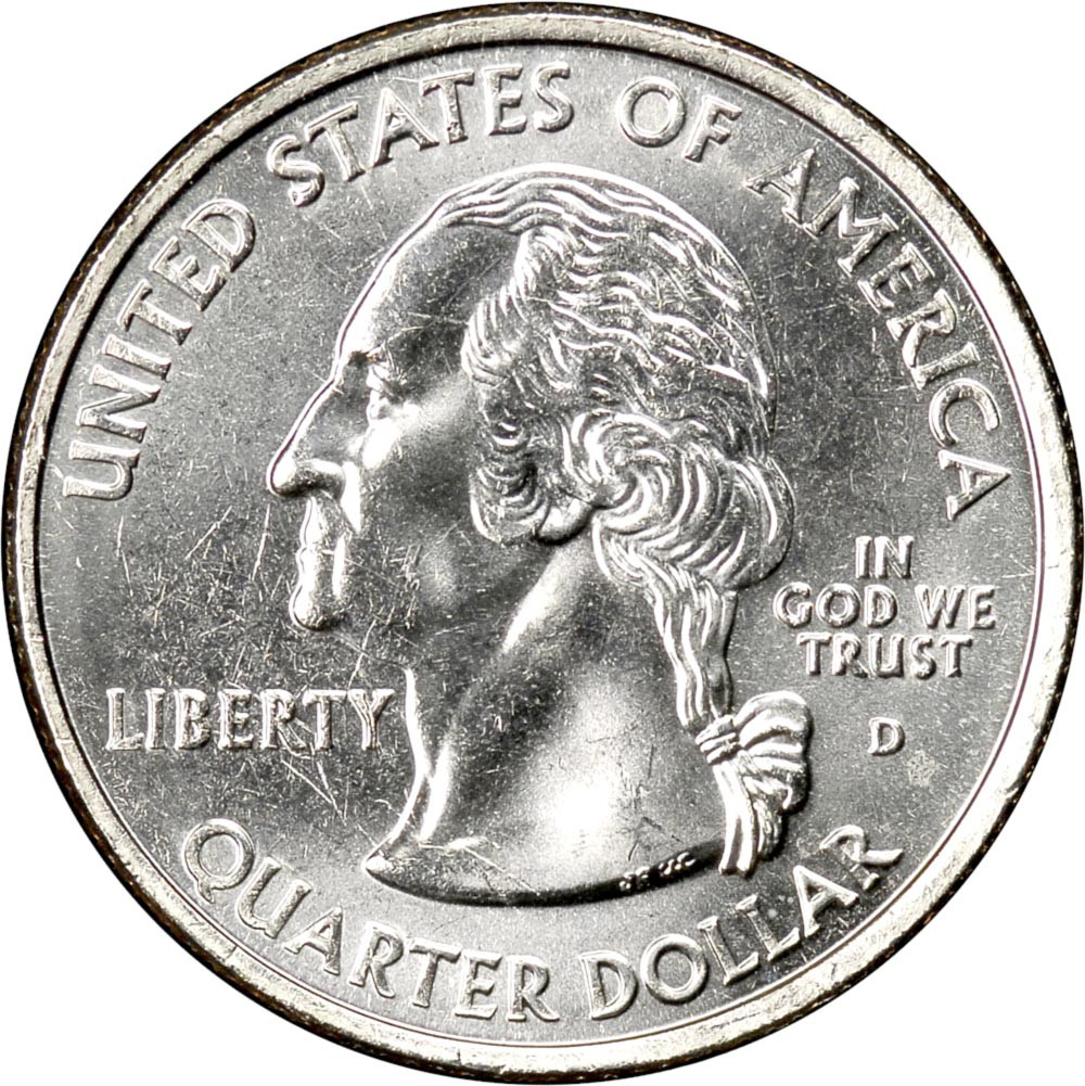 Unique 2004 D Extra Leaf Low Wisconsin 25c Ms State and Valuable Us Quarters Of Charming 41 Models Valuable Us Quarters