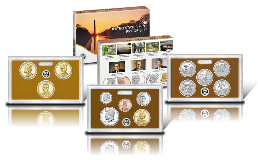 Unique 2016 Proof Set Logs 3 Days Sales Of 185 624 United States Mint Proof Set Of Charming 43 Photos United States Mint Proof Set