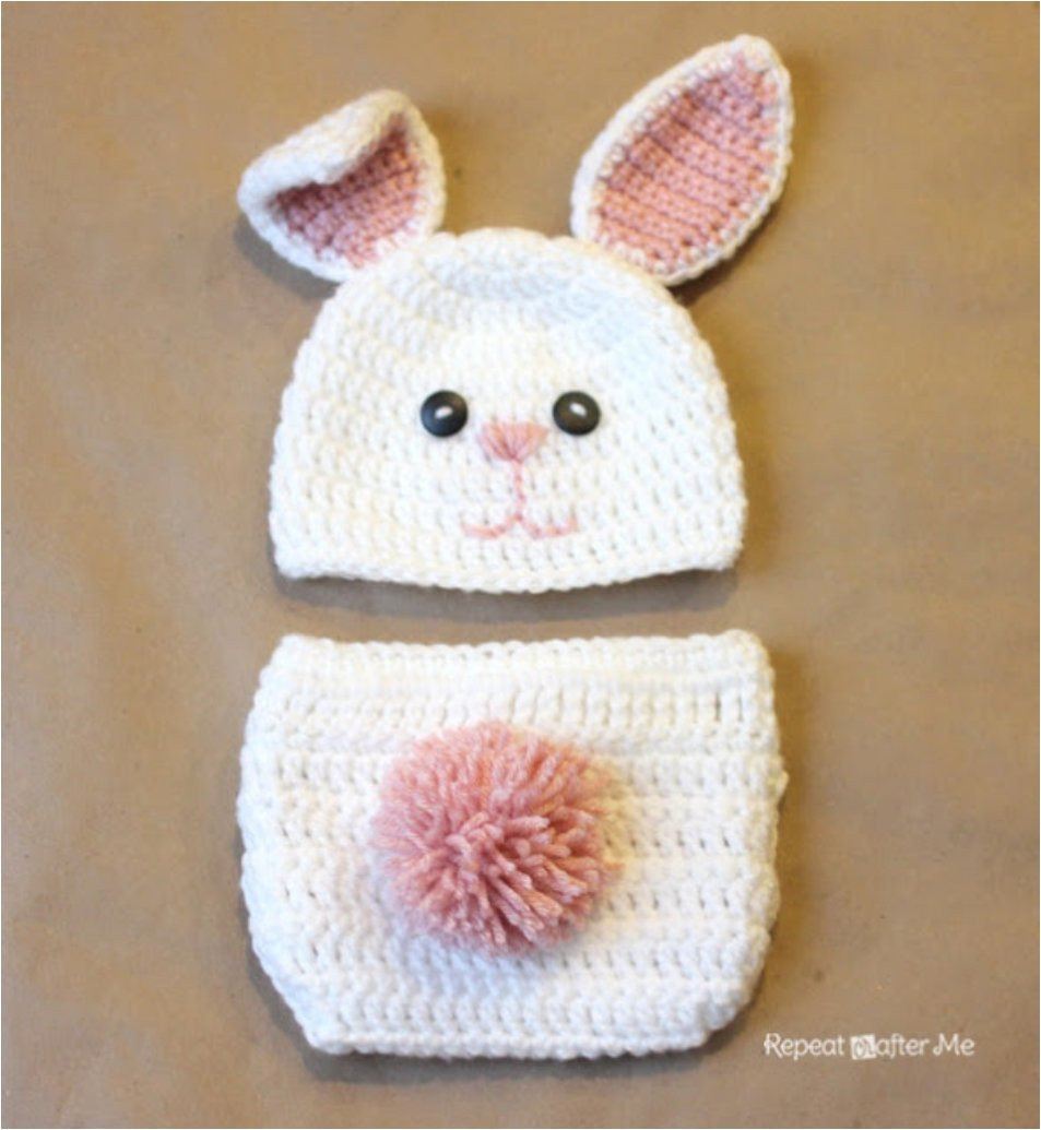 Unique 21 Free Crochet and Knitting Patterns for Your Baby S Baby Bunny Hat Of Brilliant 47 Pictures Baby Bunny Hat