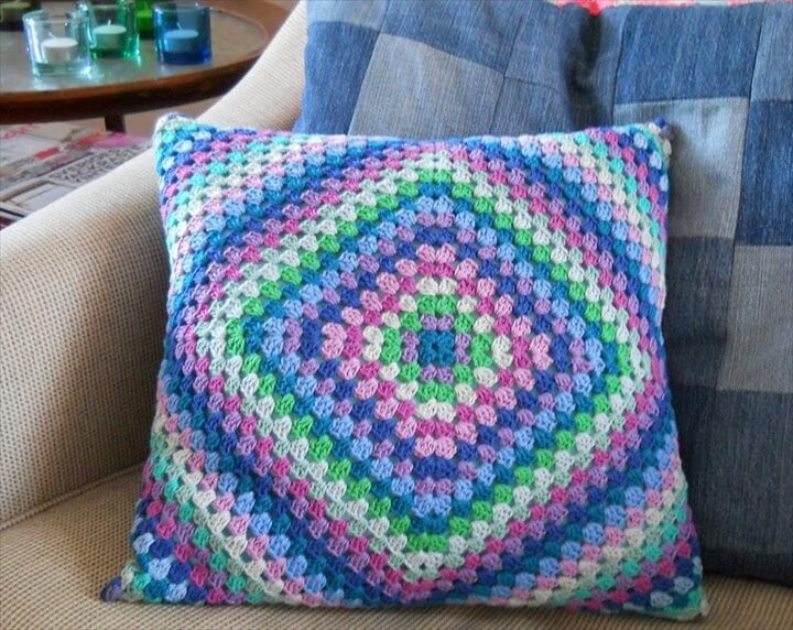 Unique 22 Extremely Easy Crochet Patterns Crochet Pillow Covers Of Incredible 47 Pics Crochet Pillow Covers