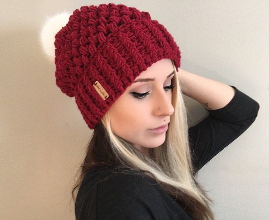 Unique 220 Best Images About Crochet Hats & Headbands On Puffy Hat Of Brilliant 44 Ideas Puffy Hat
