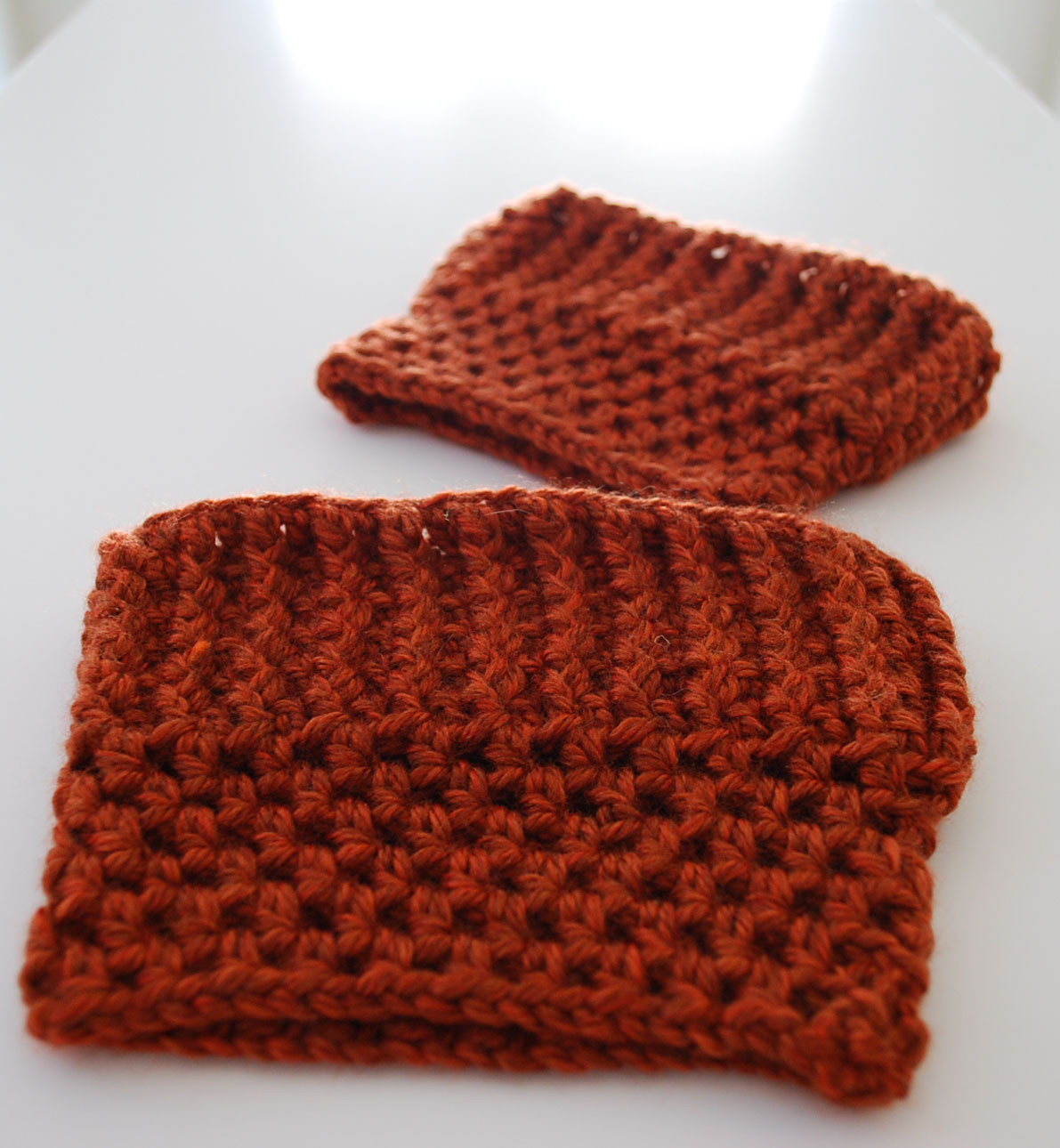 23 Free Crochet Boot Cuffs Pattern