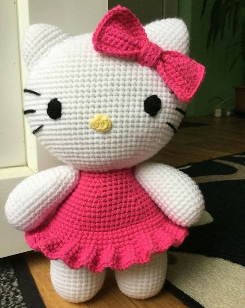 Unique 241 Best Images About Hello Kitty Free Crochet Pattern On Hello Kitty Crochet Pattern Of Luxury 47 Images Hello Kitty Crochet Pattern