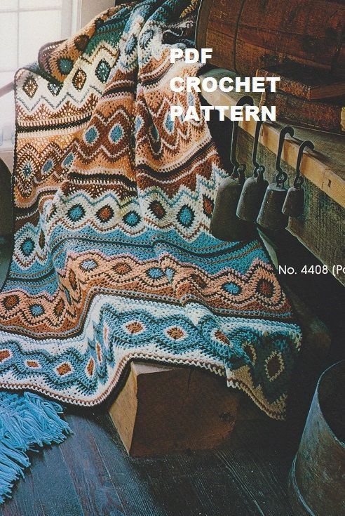 Unique 25 Bästa Idéerna Om Afghan Crochet Patterns På Pinterest Navajo Afghan Pattern Crochet Of Marvelous 42 Images Navajo Afghan Pattern Crochet