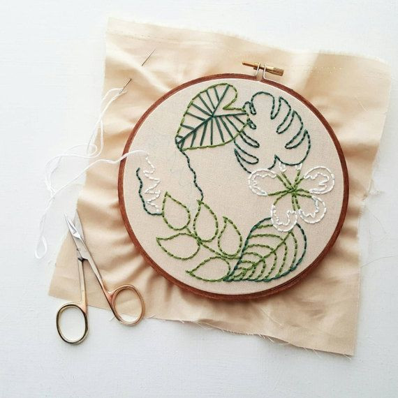 Unique 25 Best Beginner Embroidery Ideas On Pinterest Hand Embroidery Kits Beginners Of Gorgeous 45 Photos Hand Embroidery Kits Beginners