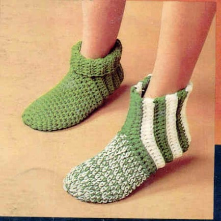 Unique 30 Super Easy Knitting and Crochet Patterns for Beginners Easy Crochet Slippers Of Gorgeous 46 Photos Easy Crochet Slippers