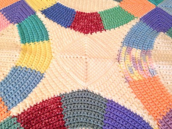 Unique 37 Best Crochet Wedding Ring Afghan Images On Pinterest Double Crochet Circle Pattern Of Charming 50 Pics Double Crochet Circle Pattern