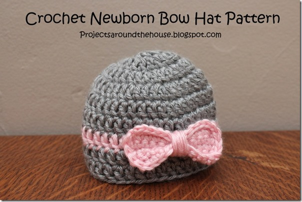 41 Adorable Crochet Baby Hats & Patterns to Make