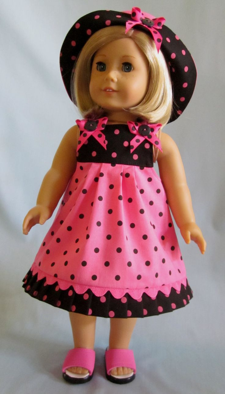 Unique 4403 Best Images About Sewing On Pinterest American Girl Doll Dress Patterns Of Incredible 48 Models American Girl Doll Dress Patterns