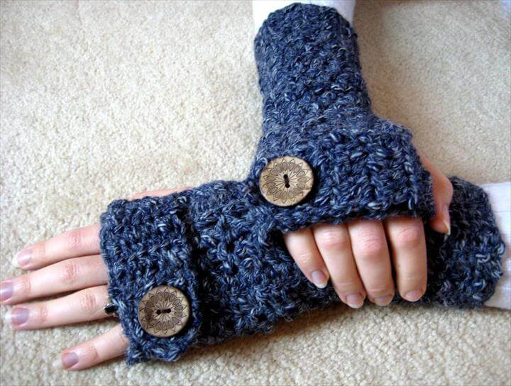 Unique 48 Marvelous Crochet Fingerless Gloves Pattern Easy Fingerless Gloves Crochet Pattern Of Innovative 49 Photos Easy Fingerless Gloves Crochet Pattern