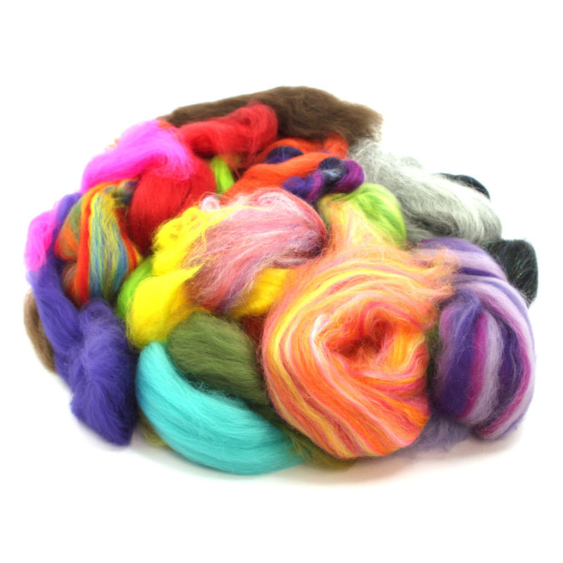 Unique 500g Of Merino Wool Roving top Waste Botany Lap Waste Wool Roving Yarn Of Awesome 40 Pictures Wool Roving Yarn