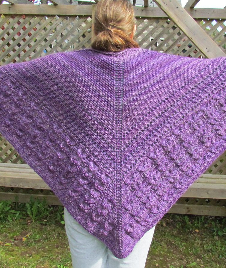 Unique 55 Knit Triangle Shawl Pattern Free Easy Shawl Knitting Free Easy Knitting Patterns Of Gorgeous 46 Models Free Easy Knitting Patterns