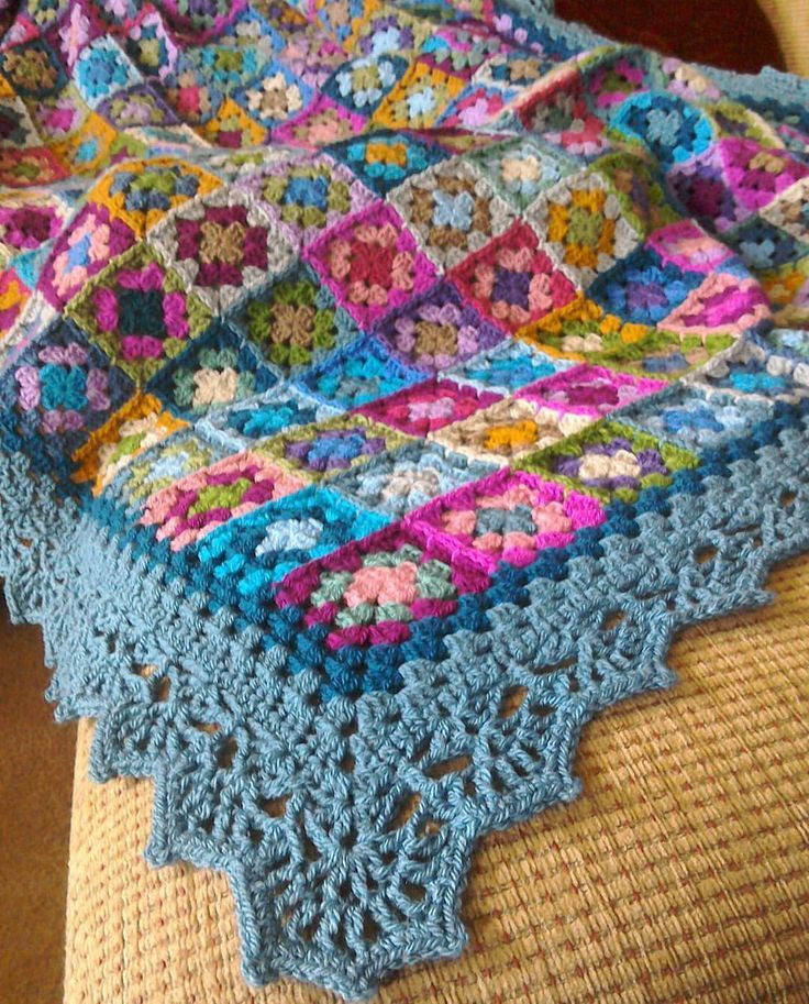 Unique 62 Best Images About Knitted & Crochet Blankets On Crochet Blanket Squares Of Incredible 46 Models Crochet Blanket Squares