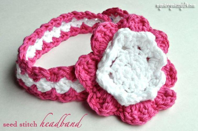 Unique 8 Quick and Easy Crochet Flower Headband Patterns Baby Crochet Headbands Of Perfect 45 Images Baby Crochet Headbands
